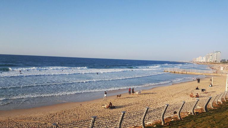 Yılın 300 Günü Güneşli: Tel Aviv